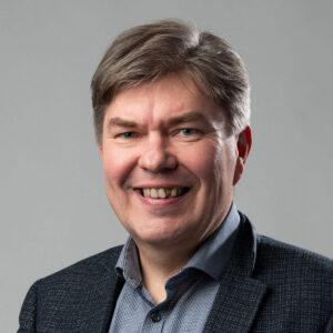 Toimitusjohtaja Harri Kätkänaho